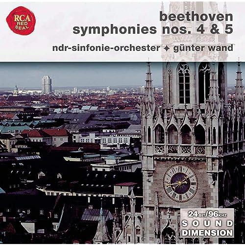 Beethoven: Symphonies 4 & 5