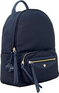 8e273b6e Radley Merchant Hall Ink Blue Medium Zip Top Backpack - MEDIUM, INK