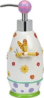 Creative Bath Products Cute as a Bug Lotion Dispenser