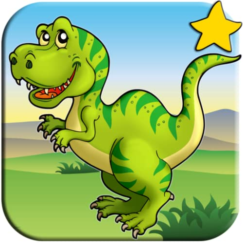 Dino Adventure - Cool dinosaur game for kids with multiple activities (Full version - Freetime Edition)