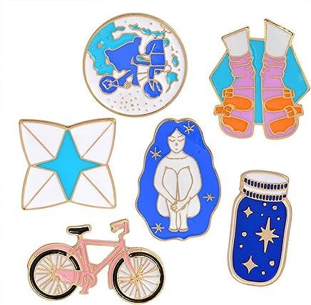 Amazon com: aesthetic pins - 3 Stars & Up