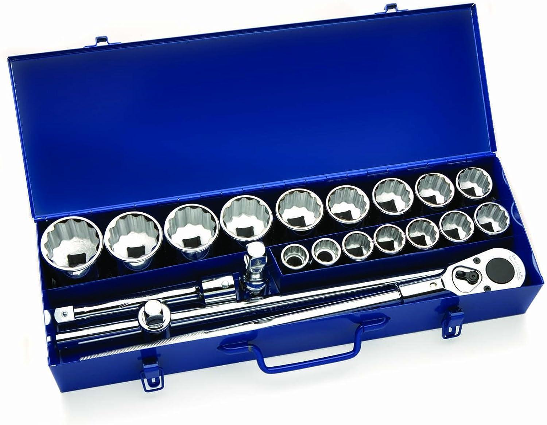 Williams 21 3 4-Zoll Drive Drive Drive Socket Lok Werkzeug Set, 33901 B002LCRB98 | Berühmter Laden  35f918