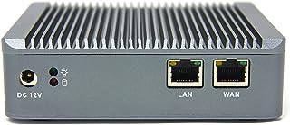 Protectli Vault 2 Port, Firewall Micro Appliance/Mini PC - Intel Dual Core, Barebone