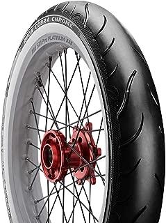 Avon Tire Cobra Chrome Whitewall Front Tire (120/70-21)