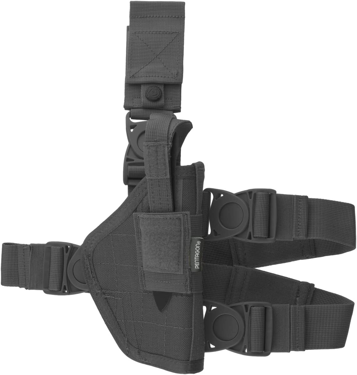 PENTAGON Mamba Pistola Funda Negro