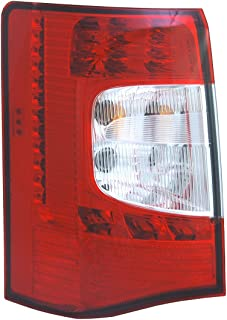 TYC 11-6436-00-1 Chrysler Town & Country Left Replacement Tail Lamp