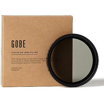 Gobe NDX 58mm Variable ND Lens Filter (1Peak)