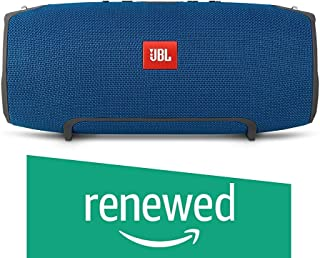 (Renewed) JBL Xtreme Portable Wireless Bluetooth Speaker (Blue) - European Version