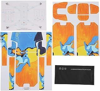 精密切断付き取り外し可能なRcドローンステッカー保護ステッカー複数の色Rcドローン(watercolor)