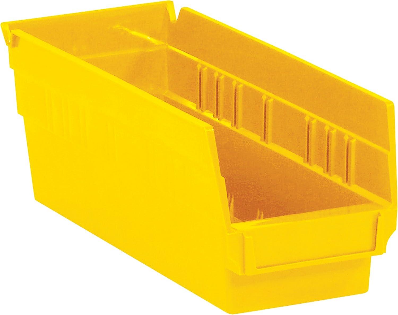 Poly Max 89% OFF Bag Guy Plastic Shelf Bin Boxes 11 8