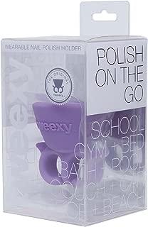 Tweexy The Wearable Nail Polish Holder, Lilac Dreams, Lilac Dreams, 60 g
