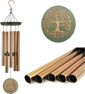 Wind Chimes Outdoor Deep Tone,36