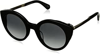 Kính mắt nữ cao cấp – Kate Spade Women's Norina/s Round Sunglasses