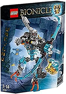 LEGO 70791 Bionicle Skull Warrior Building Toy