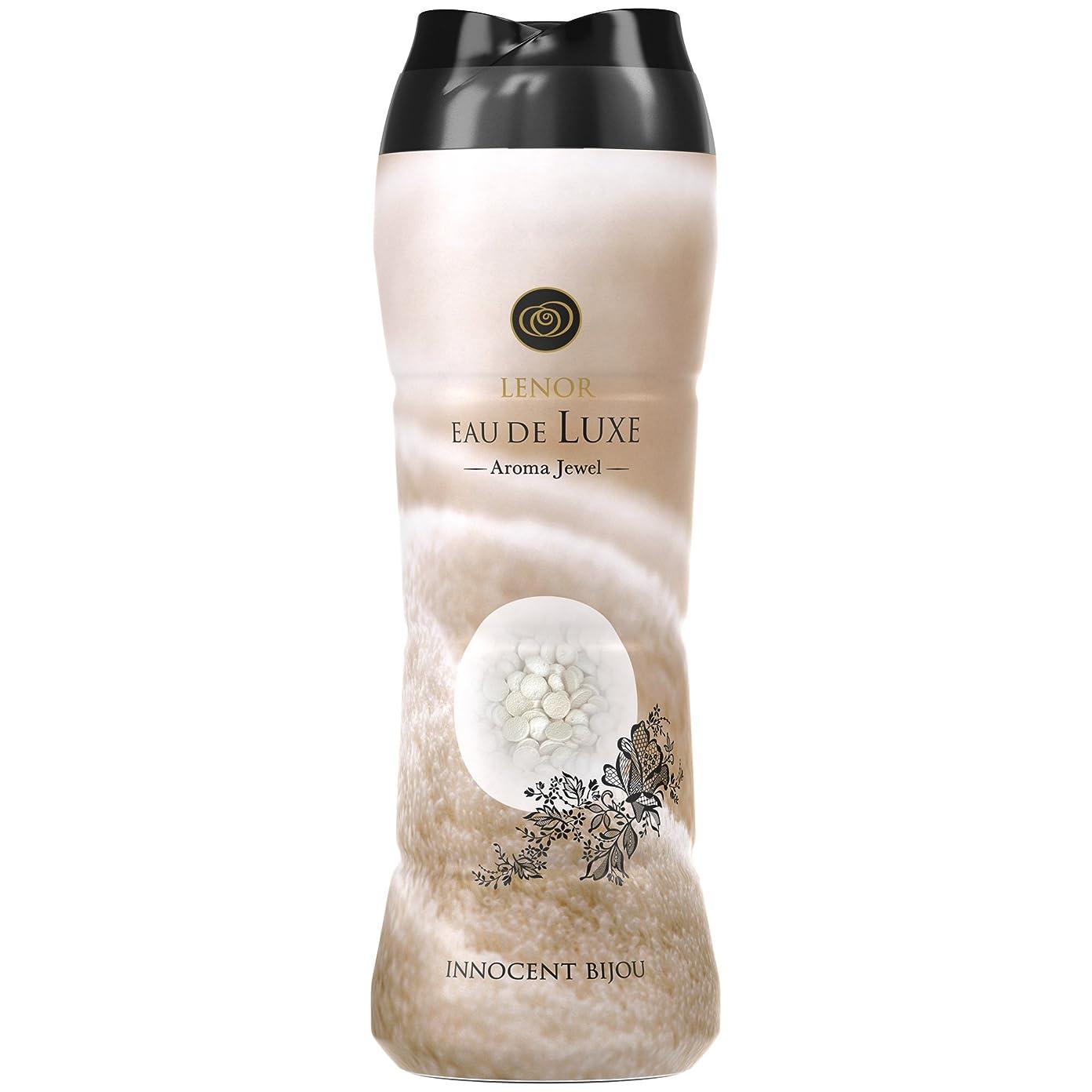 傾くライトニング雨のレノア オードリュクス アロマジュエル 香り付け専用ビーズ イノセントビジュの香り 520mL