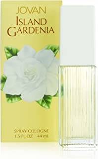 Jovan Island Gardenia For Women Cologne Spray 1.5 Ounce
