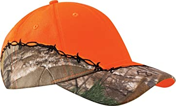 Ikat Kati Licensed Camo Cap with Barbed Wire Embroidery (LC4BW)