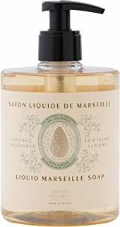 Panier des Sens Liquid Marseille Soap, Sweet Almond, 16.9 Ounce