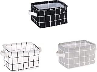 Best foldable fabric bins Reviews