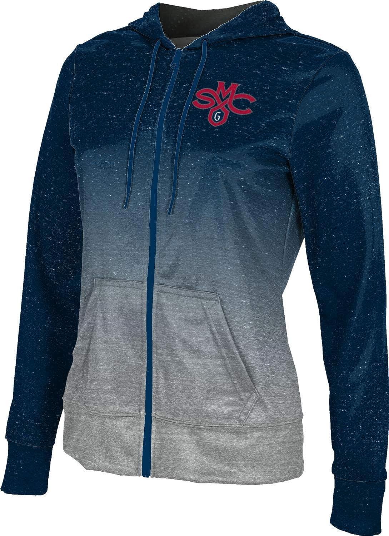 ProSphere Saint Mary's College of California University Girls' Zipper Hoodie, School Spirit Sweatshirt (Ombre)