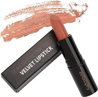 Bellasophy Long Lasting Smooth Semi Matte Lipstick Velvet Perfect Moisturizing Lipstick-Peach