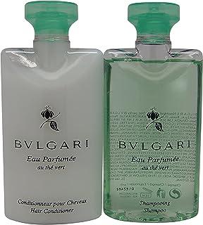 Bvlgari Au the Vert (Green Tea) Shampoo & Conditioner Lot of 6 (3 of Each)