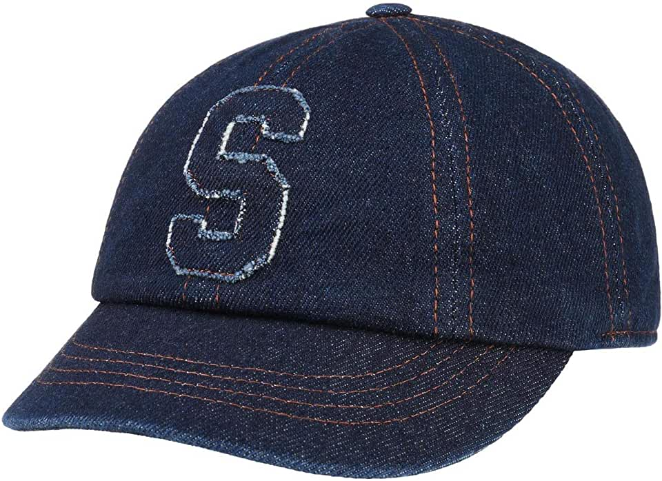 Stetson Short Brim Denim Cap Women - Made in The EU