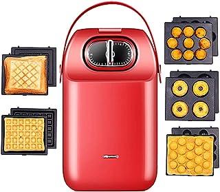 Totasters sandwich Machine à sandwich, grille-pain de camping, grille-pain à gaz antiadhésif Panini Press Toast (Size: Sty...