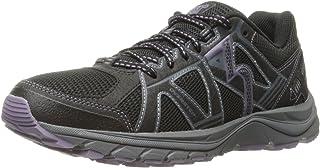 361° Women's Overstep-W Trail Runner, Black/Purple, 6.5 M US