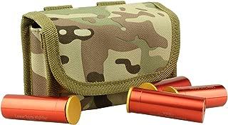 Kosibate 10 Round Shotgun Shotshell Reload Holder Molle Pouch for 12 Gauge/20G