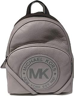 MICHAEL Michael Kors Fulton Sport Medium Tech Backpack In Pearl Grey