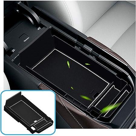 Ruiya Für Cx 30 Mittelkonsole Aufbewahrungsbox Cx30 Armlehne Organizer Tray Tablett Auto Zubehör Weiß Auto