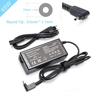 19V 3.42A Adaptador para Laptop Cargador para Acer Chromebook 15 14 13 11 R11 CB3 CB5 CB5-571 C720 C720p C740 Acer Aspire P3 P3-131 R14 R5-471T S7 S7-191 S7-391 S7-392 Iconia W700 Tablet AO1-131/431