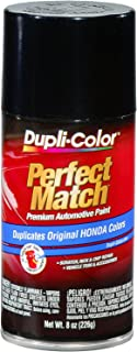 Dupli-Color EBHA09827 Nighthawk Black Pearl Honda Perfect Match Automotive Paint - 8 oz. Aerosol