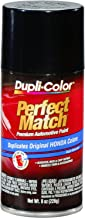 Dupli-Color EBHA09827 Nighthawk Black Pearl Honda Perfect Match Automotive Paint - 8 oz. Aerosol