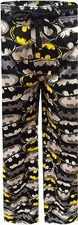 BioWorld Merchandising Men's DC Comics Batman Logos Lounge Pants