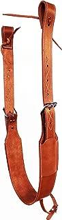 ProRider USA Horse Western Leather Rear Flank Back Cinch Girth Horse Saddle BILLETS 9758TN