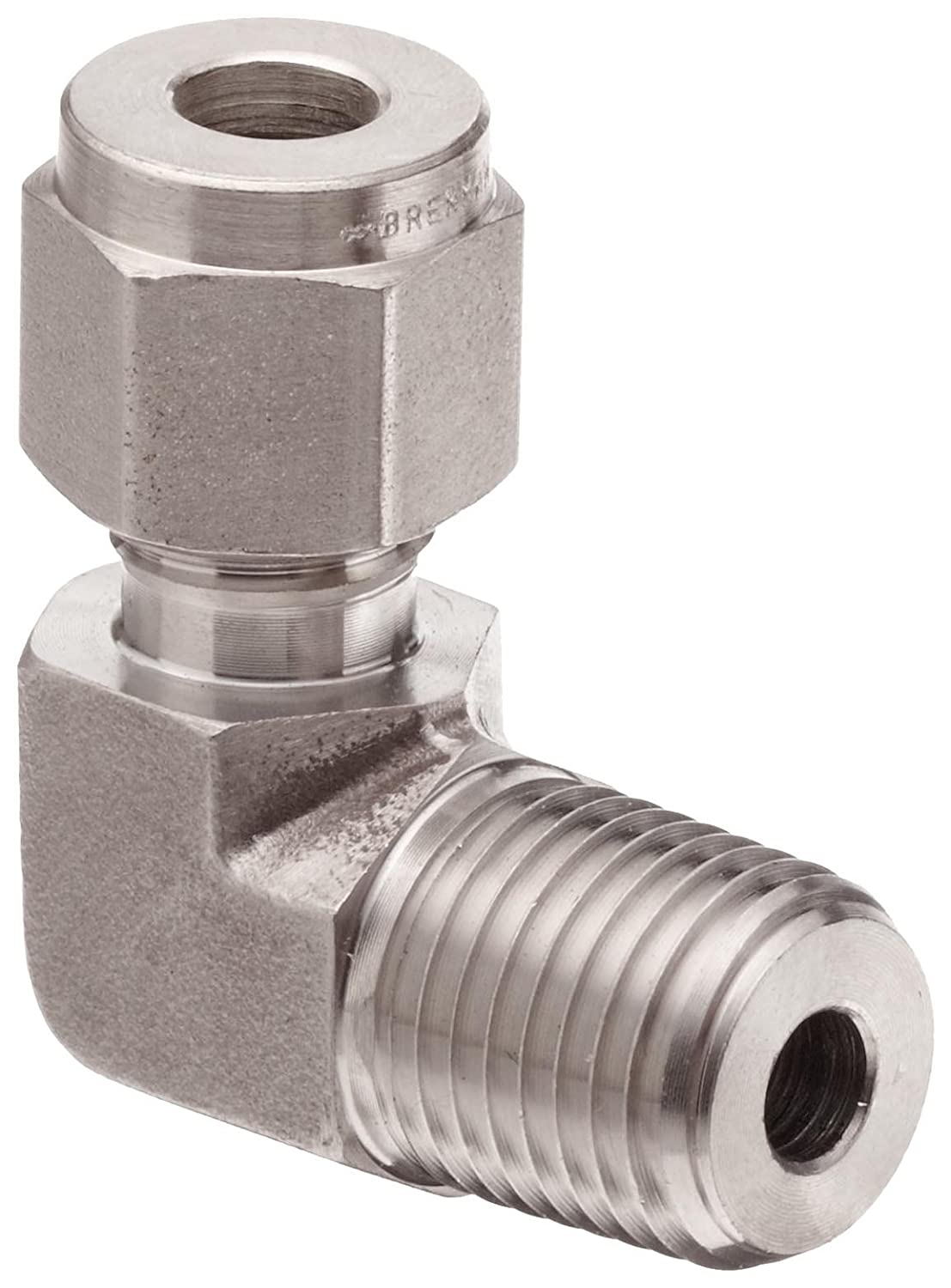 Brennan N2501-04-02-SS Stainless Steel Compression Time sale Fitting Tube Ranking TOP14
