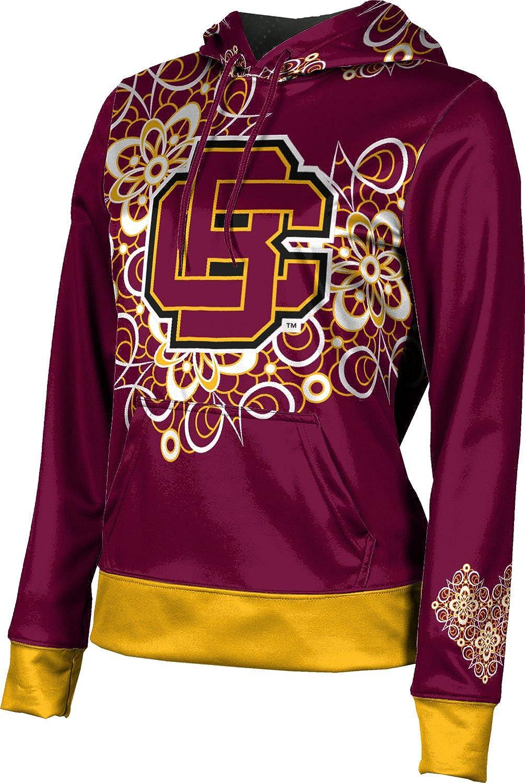 ProSphere Bethune-Cookman University Girls' Pullover Hoodie, School Spirit Sweatshirt (Foxy)
