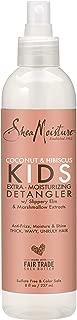 Shea Moisture Kids Extra-Moisturizer Detangler, Coconut & Hibiscus, multi, 8 Fl Oz (Pack of 1)