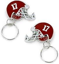 سلسلة مفاتيح ذات وجهين من NCAA Alabama Crimson Tide