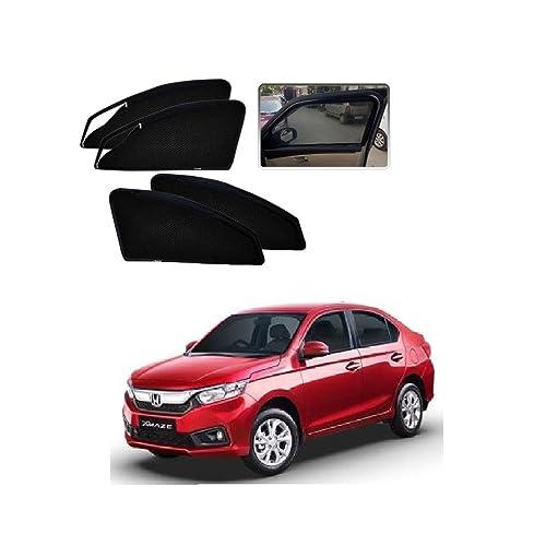 Kozdiko Zipper Magnetic Sunshade for Honda Amaze (2018-Present)