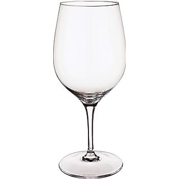 Villeroy & Boch La Divina Verre à vin rouge, 650 ml, Cristal