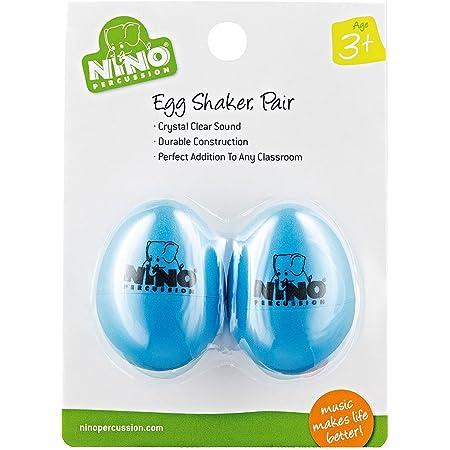 Nino Percussion 40Sb-2 - Huevos, Azul