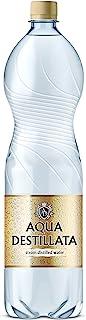 Agua Destilada 1.5 L,1500 ml, 100% Pura Agua Destilada Al Vapor, Grado Médico, Grado Alimenticio, TDS 000 ppm
