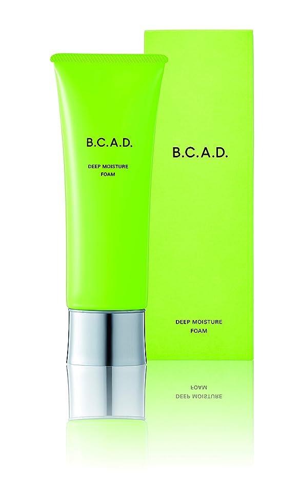 可塑性時折ジャンプするビーシーエーディー(B.C.A.D.) B.C.A.D.(ビーシーエーディー) ディープモイスチャーフォームa 120g 洗顔