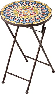 Cooper & Co. Moroccan Mosaic Accent Table