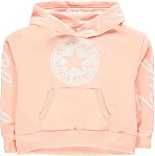 Official Brand Converse All Star Signature Hoody Juniors Skate Clothing Hoodie Sweater