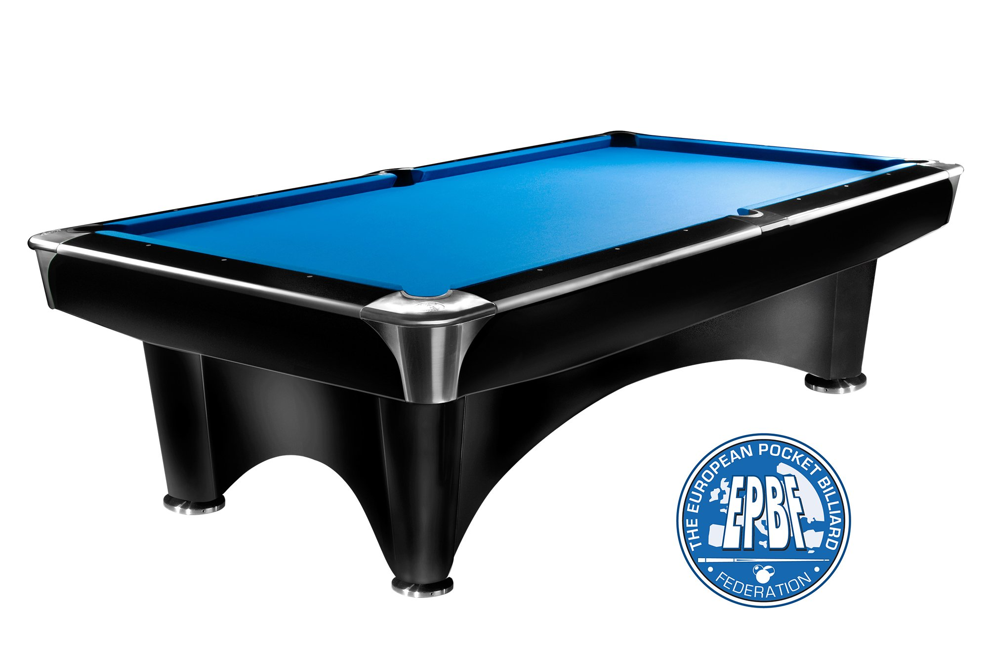 Mesa de Billar Dynamic III, 9 ft. (Soporte), Negro, Pool: Amazon ...