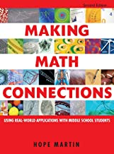 Making Math Connections: Using Real-World Applications With Middle School Students